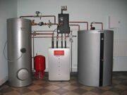 газовая система отопления частного дома, цена