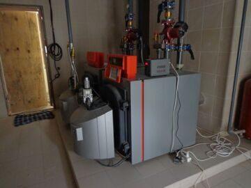 стоимость системы отопления дома 150 м кв